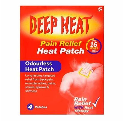 Picture of Deep Heat Mentholatum patch 4