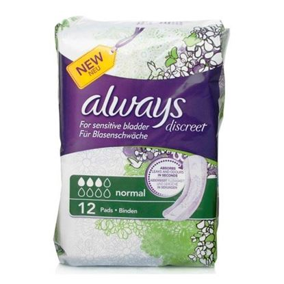 Picture of Always Discreet Normal Pads x 1